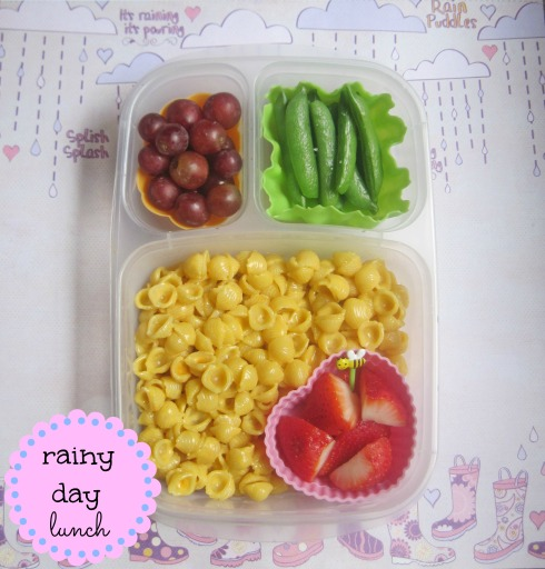 rainy day lunch