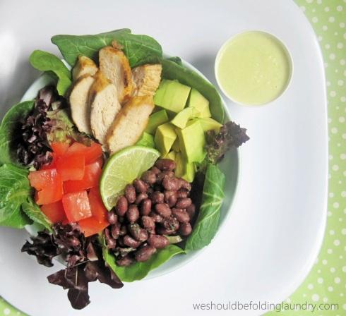 saturday salad