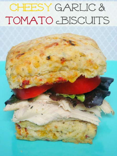 yummy biscuit sandwich!