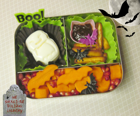 batty bento for daddy