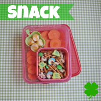 St. Patrick's Day Snack
