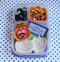 halloween bento 2014 pumpkins