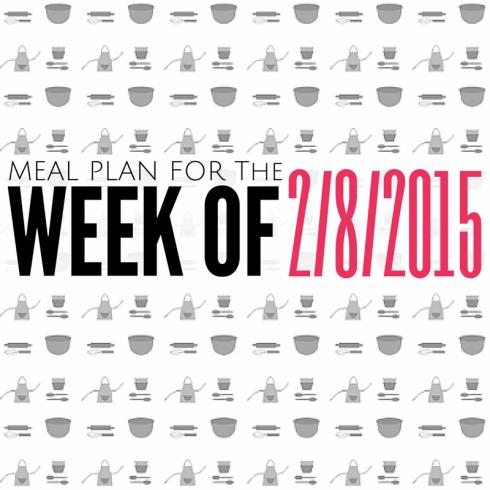 meal plan 2-8-15