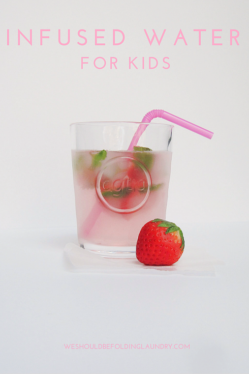 infused water for kids