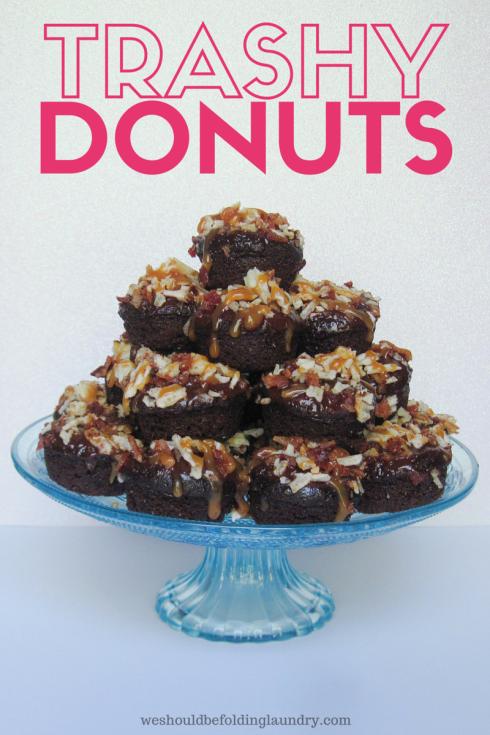 trashy donuts