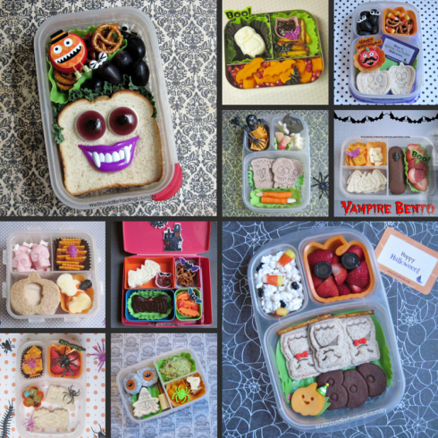 Halloween Lunch Ideas for Kids